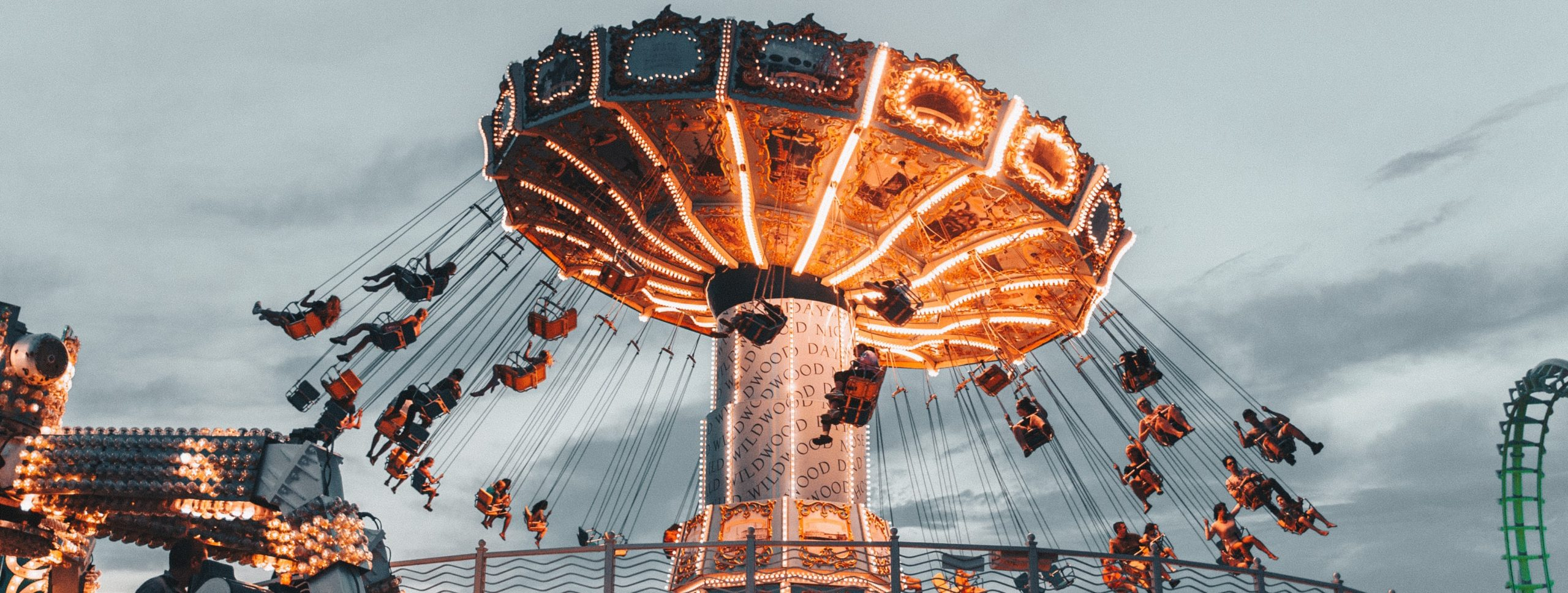 Hucksters and Carnies